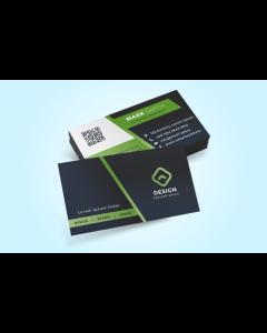Business Cards Soft Touch Matte Lamination