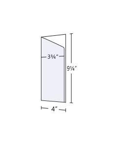 4x9.25 Receipt Holder