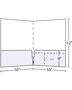 10x12 Pocket Folder
