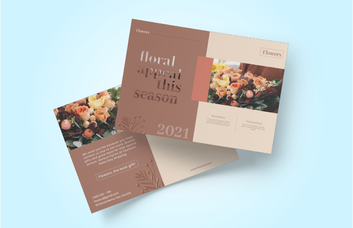 Postcards - Soft Touch Matte Lamination + Raised Spot UV